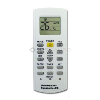 telecomando climatizzatore panasonic