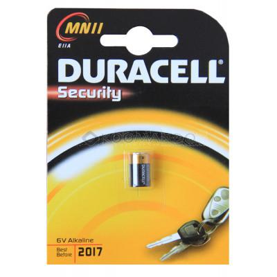 Pila Duracell alkalina 6v