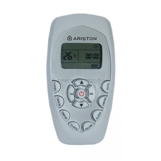 Telecomando ariston dg11 for Istruzioni caldaia ariston