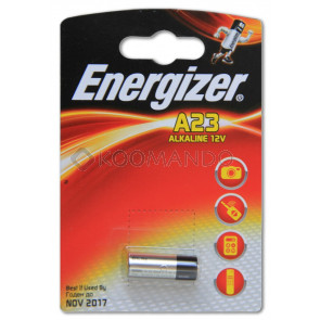 energizer 12 volte 23a mn21 blister 1 pezzo