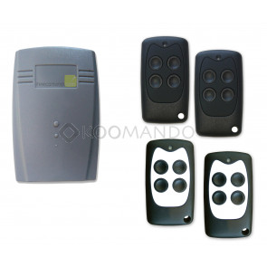 kit ricevitore 4 telecomandi