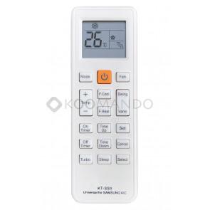 telecomando universale climatizzatore samsung