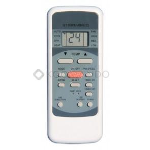 telecomando midea r51m/e