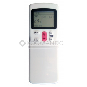 Telecomando Midea R11HG / e